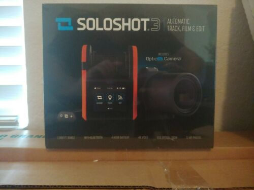 Soloshot 3 Optic 65 Camera NEW Never Opened The Box