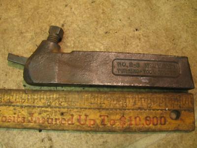 Williams 2s Turning Lathe Cutting Tool Holder