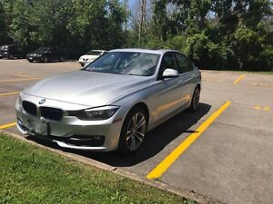 Lease Takeover: 2014 BMW 320I Sport Line Package Sedan