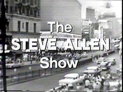 Steve Allen Show Inc Elvis Largest Available   Best Value  Offered Vols 1 2 3 4