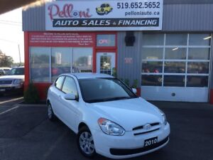 2010 Hyundai Accent GL|AUTOMATIC|CRUISE|A/C