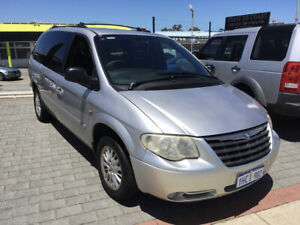 2005 Chrysler Voyager LX FREE 15 MONTH WARRANTY  Wangara Wanneroo Area Preview