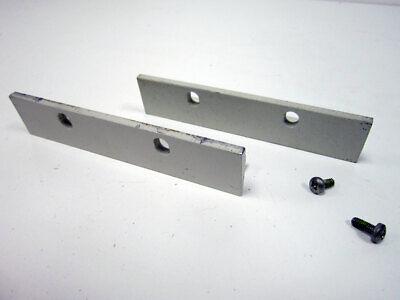 Set Hp 5.25 3u Rack Mount Shiny Medium Grey Agilent Test Equipment
