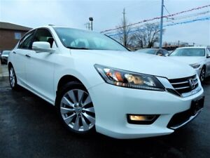 2013 Honda Accord EX-L | LEATHER.ROOF | REVERSE.BLIND SPOT CAMER