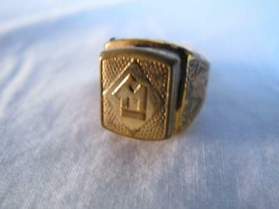 1940s Jewelry Styles and History VINTAGE 1940'S TOM MIX RALSTON  PREMIUM RING $99.54 AT vintagedancer.com