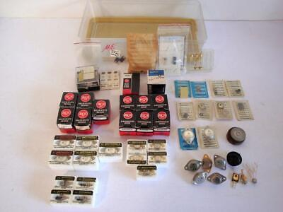 Vintage Electronic Component Lot - Motorolarcadelco