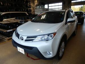 2015 Toyota RAV4 Limited Loaded suv!