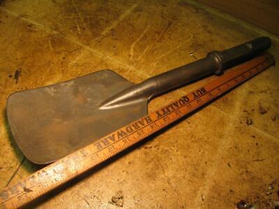 1-18 Hex Jackhammer Spade Bit 40276e