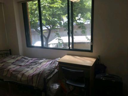 Pyrmont luxury apartment Double room WattleA1