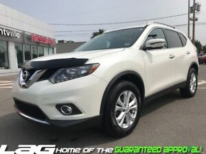 2016 Nissan Rogue SV Certified! AWD!  Panoramic Roof! Power Lift