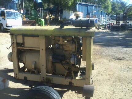 Diesel perkins engine, very good runner