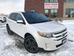 Like New & Fully Loaded 2014 Ford Edge SEL, Fully Certified