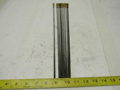 Bernard Qjl-116 1-16 Wire Feed Jump Conduit Liner 600a Q-gun S-gun Lot Of 9