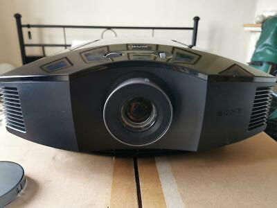 Sony VPL-HW45es B Black - 1800 Ansi, 3D, SXRD, Full HD, Home Cinema Projector