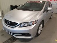 2014 Honda Civic Sedan LX full bluetooth A/C transmission automa Laval / North Shore Greater Montréal Preview