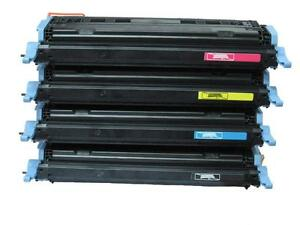 hp 2600n toner set - Hp Color Laserjet 2600n