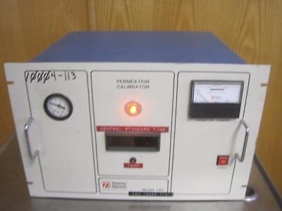 Thermo Environmental 145 Flow Permeation Calibrator Analyzer 30 Day Guarantee 2