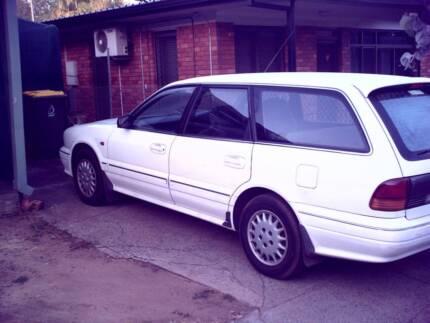 1995 Mitsubishi Magna Millner Darwin City Preview