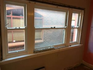Old wooden window for free Merrylands Parramatta Area Preview