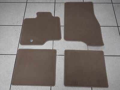FLOOR MAT KIT CARPETED 2005-2006 FORD EXPEDITION OEM BRAND NEW!