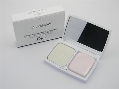 Dior DIORSNOW White Reveal UV Shield Makeup 001 White SPF 30 New In Box Diorsnow White Reveal Makeup