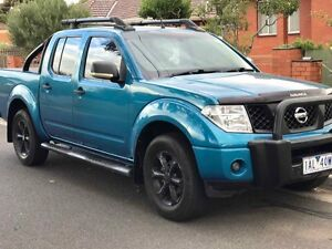 Nissan Navara 2009 D40 ST-X Campbellfield Hume Area Preview