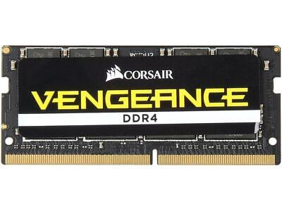 - CORSAIR Vengeance 16GB 260-Pin DDR4 SO-DIMM DDR4 2400 (PC4 19200) Laptop Memory