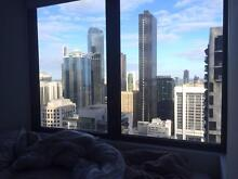 studio apartment in the CBD! studio with balcony & furniture Docklands Melbourne City Preview