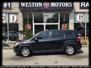 2014 Chevrolet Orlando LT*POWER GROUP*7PASS!!!*