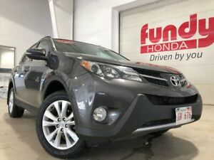 2013 Toyota RAV4 Limited ONE LOCAL OWNER, NO ACCIDENT