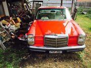 1971 Mercedes-Benz 250 Coupe Coburg North Moreland Area Preview