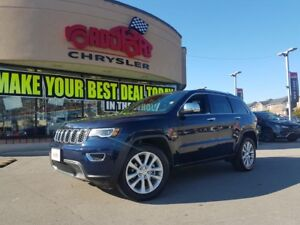 2017 Jeep Grand Cherokee Limited PANO ROOF NAVI LEATHER COOLED S