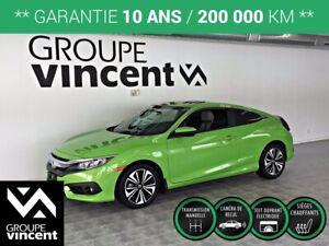 2017 Honda Civic EX-T COUPÉ **GARANTIE 10 ANS**