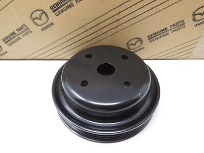 NEW OEM MAZDA 626 MX-3 MX-6 Water Pump Pulley KL0115131 SHIPS TODAY