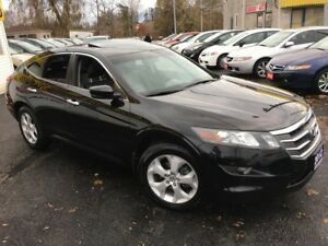 2012 Honda Accord Crosstour EX-L / Navi / Leather / Sunroof / LI