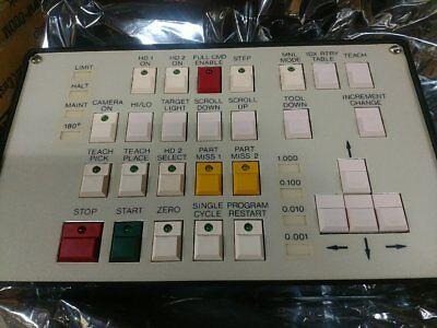 Universal Instruments 42599101 Pb Box Assembly New Hand Held Programming Box