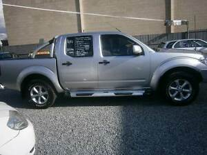2012 NISSAN NAVARA D40 ST 4X4 AUTOMATIC LOW KMS $24,999 Hampstead Gardens Port Adelaide Area Preview