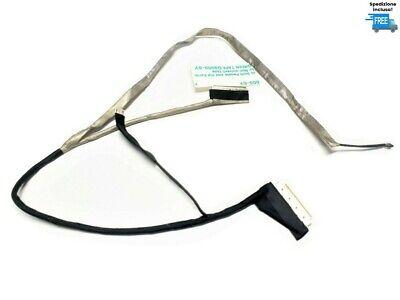 CAVO FLAT ASPIRE E1-572P E1-510 E1-532 V5-561P TOUCH CABLE FLEX LED DC02001VE10