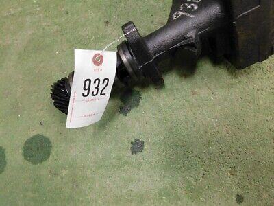 John Deere 4020 Diesel Tractor Engine Oil Pump Part R27919r Tag 932