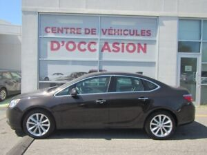 2015 Buick Verano Leather Group LEATHER SUNROOF + NAVIGATION