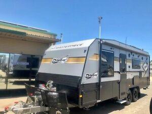 "2021 Masterpiece Dynamic 21'6"" Large Ensuite Semi Off Road Caravan Rockingham Rockingham Area Preview"