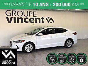 2017 Hyundai Elantra LE **GARANTIE 10 ANS**