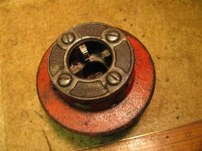 Ridgid 12r 12 Die Head Ratchet Hand Pipe Threader 700 Power Drive