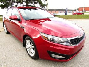 2011 Kia Optima EX GDI ***CERTIFIED ACCIDENT FREE 1 OWNER***