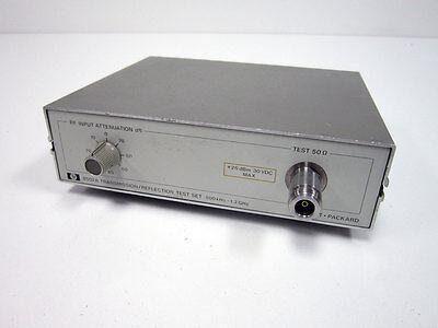 Hp Agilent 8502a Transmissionreflection Test Set 500khz 1.3ghz