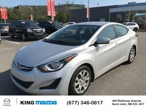 2016 Hyundai Elantra GL Auto..Air..Cruise..Heated Seats..Blue...