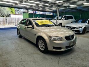 2011 Holden Commodore VE II MY12 Omega Gold 6 Speed Sports Automatic Sedan Croydon Burwood Area Preview