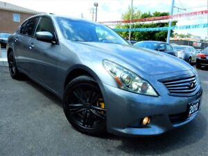 2012 Infiniti G25X AWD | LEATHER.ROOF | BACK UP CAM | SUPER CLEA