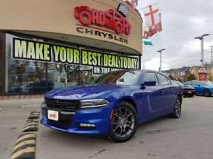 2018 Dodge Charger GT AWD LEATHER SUNROOF APPLE CARPLAY BLIND SP