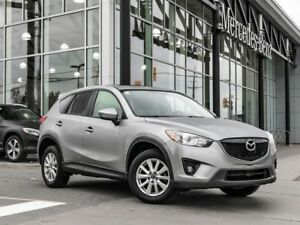 2013 Mazda CX-5 Heated seats, Sunroof, Bluetooth audio